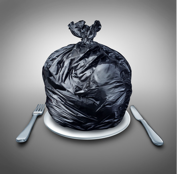 Plans for food waste management