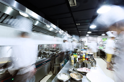Popular commercial kitchen layout designs