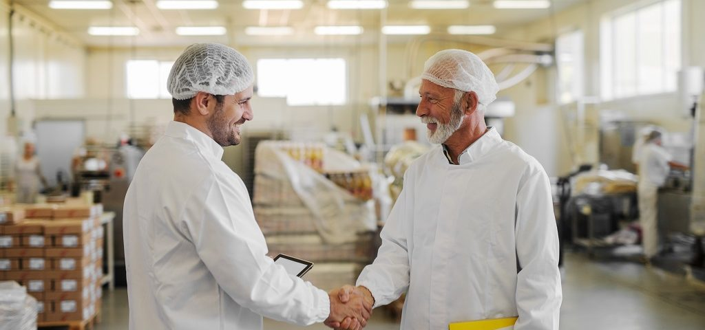 Food Industry Consultant